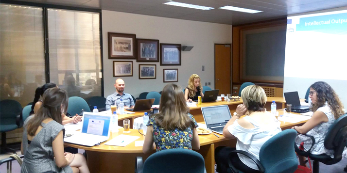 Second Transnational Project Meeting